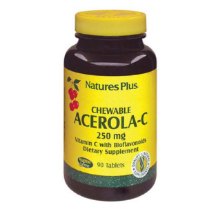 Acerola c 250 mg 90 tavolette