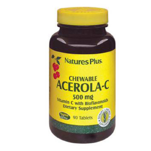 Acerola c 500 mg 90 tavolette