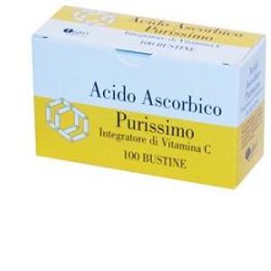 Acido ascorbico puriss 100 bustine