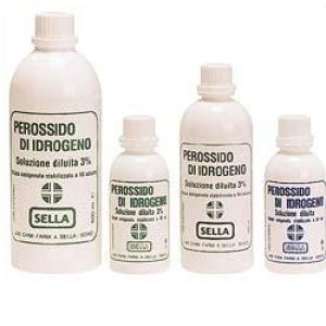 Acqua ossigenata 10vol 200ml
