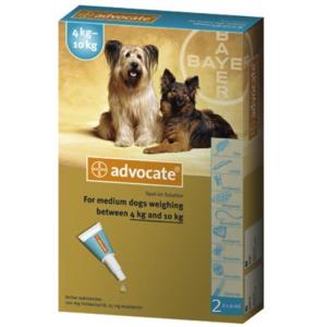 advocate spot on 2pip cani m