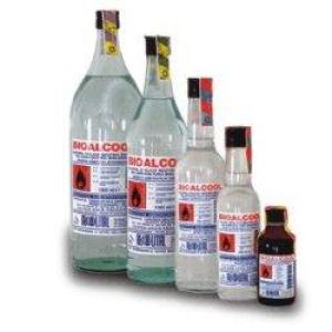 Alcool etil biol 96% 2lt