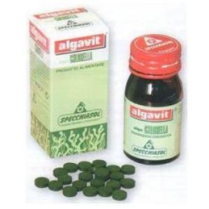algavit chlorella alga 120 tavolette