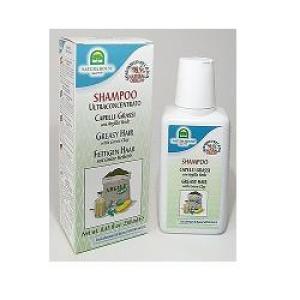 Argilla verde shampoo capelli gras