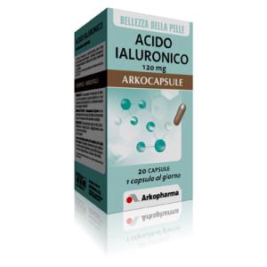 Arkocps acido ialuronico 20 capsule