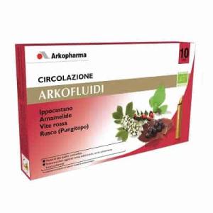 Arkofluidi circolazione 10 flaconi