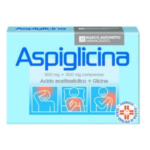 Cerca Offerte di aspiglicina 24 compresse 300mg+300mg e acquista online