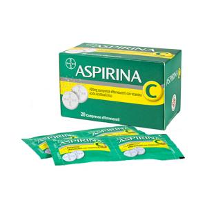 Cerca Offerte di aspirina c 20 compresse effervescenti 400+240mg e acquista online