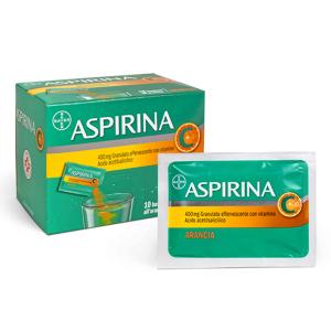 Cerca Offerte di aspirina os granulare 10bust400+240 e acquista online