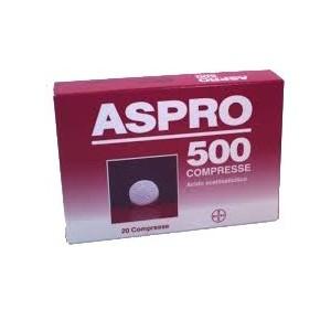 Cerca Offerte di aspro 500 20 compresse 500mg e acquista online