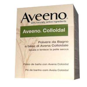 Aveeno colloidale 10 bustine 50g confronta prezzi e - Aveeno baby colloidal polvere da bagno ...