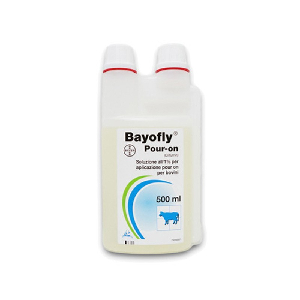 bayofly pour on bott 500ml
