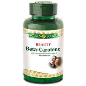 Beauty beta carotene 100 perle