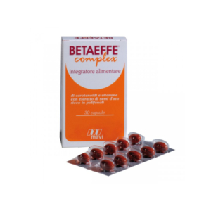 Trova Offerte di betaeffe complex 30 capsule e compra online