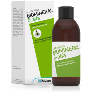 Biomineral 5 alfa shampoo200ml