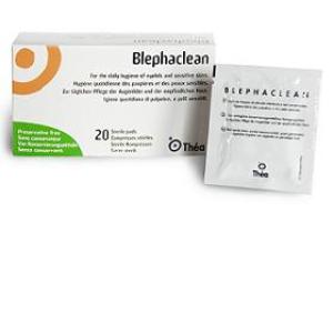 Trova Offerte di blephaclean garze oculari 20 pezzi e compra online