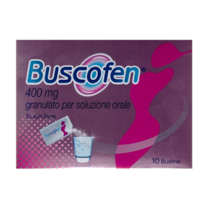 Trova Offerte di buscofen granulare 10 bustine 400mg e compra online