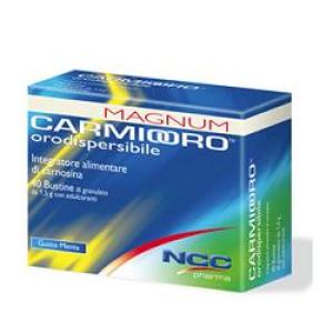 carmiooro magnum 40 bustine