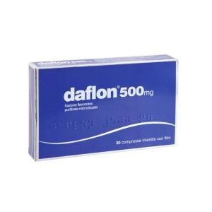 Trova Prezzi e Offerte di Daflon 30 compresse rivestite 500mg  e acquista online