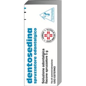 Compra Online dentosedina gocce 9,5+1,15% fl5g e Trova il miglior prezzo