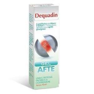 Dequadin gel afte adulti 15ml