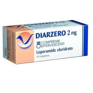 Diarzero 10 compresse effervescenti 2mg