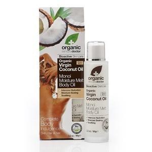 Dr organic coconut oil 90g