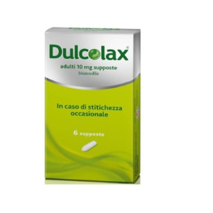 Compra Online dulcolax adulti 6 supposte 10mg e Trova il miglior prezzo