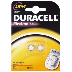 Duracell lr44 02x10 blister alka/man
