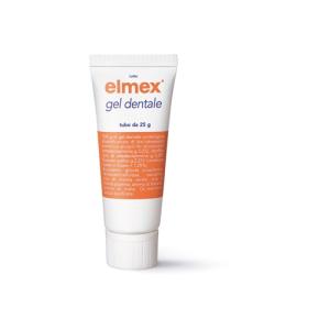 Acquista Online elmex gel dentale 25g e Cerca l'offerta più bassa