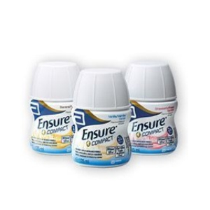 ensure compact fragola 4x125ml