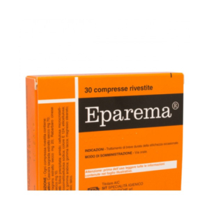 Acquista Online eparema 30 compresse rivestite 70+20+10mg e Cerca l'offerta più bassa