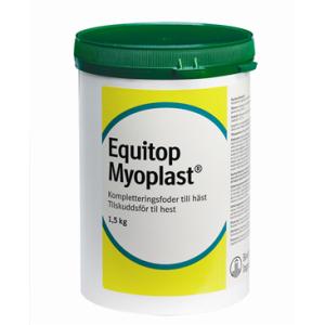 equitop myoplast cavalli 1,5kg