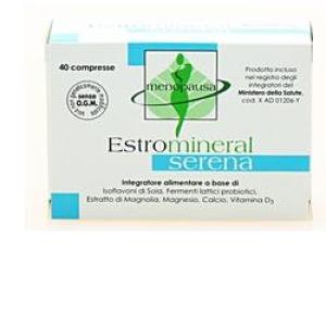 estromineral serena 40 compresse