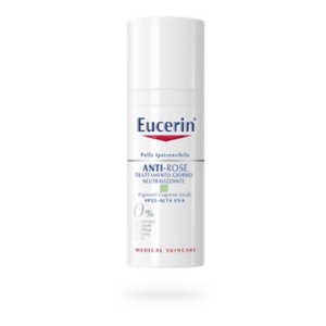 eucerin antirose giorno sfp25