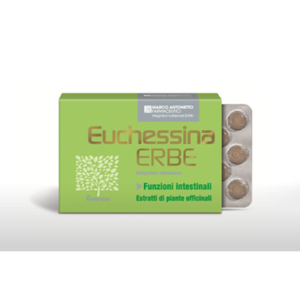 euchessina erbe 18 compresse