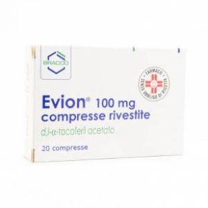 Acquista Online evion 20 compresse rivestite 100mg e Cerca l'offerta più bassa