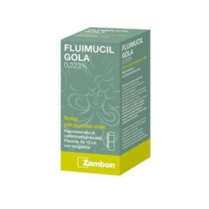Trova Prezzi e Offerte di Fluimucil gola spray os 15ml  e acquista online