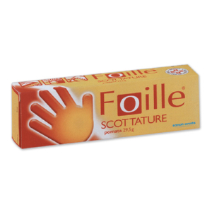 Compra Online foille scottature crema 29,5g e Trova l'offerta più bassa