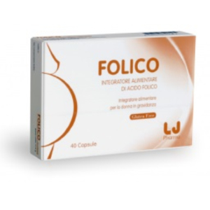 Folico 40 capsule soft gel