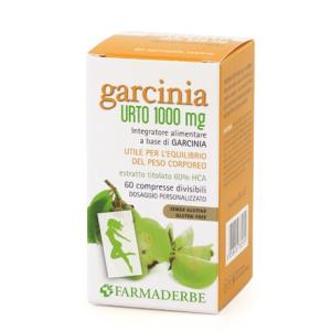 Garcinia urto 1000 60 compresse