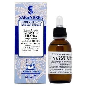 Ginkgo biloba 100ml mg