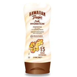 hawaiian tropic silk hydr fp15