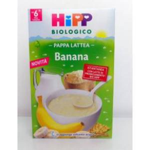 Hipp bio pappa lattea banana