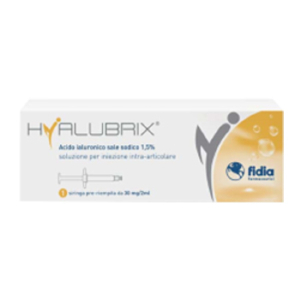 hyalubrix siringa 30mg 2ml