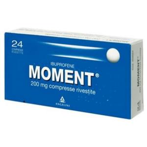 Ibuprofene acraf 24 compresse 200mg