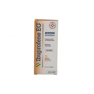 Ibuprofene eg fl 150ml arancia