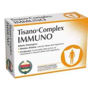immuno tisano complex 30 compresse