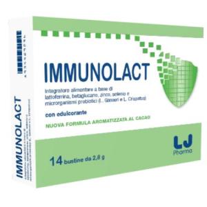 immunolact 14 bustine