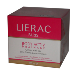 lierac body activ drainage 150